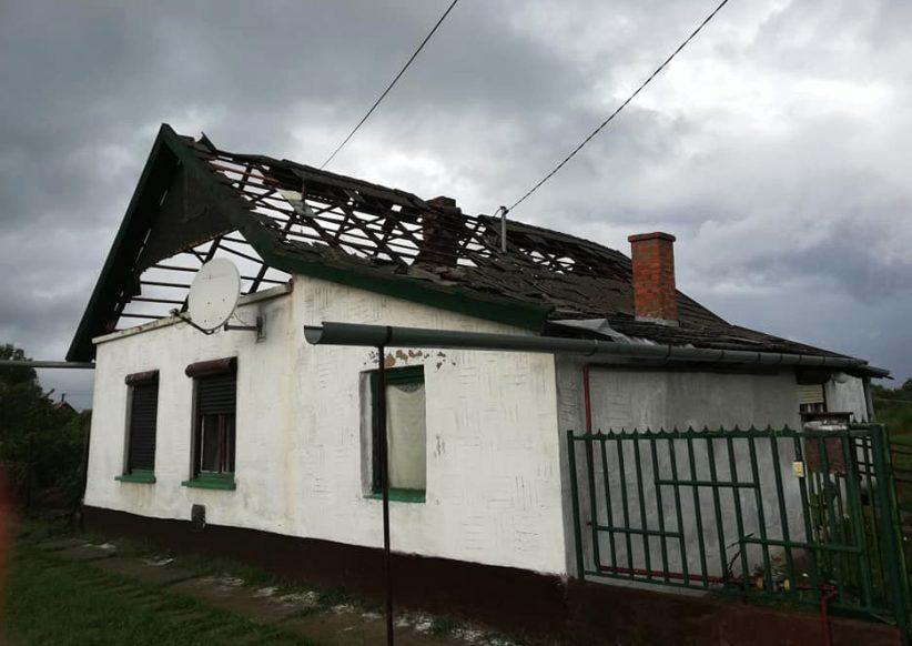vihar, Békés megye, Magyarbánhegyes