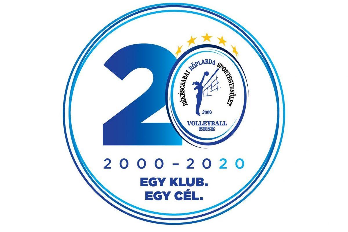 A napokban ünnepelte 20. születésnapját a Békéscsabai Röplabda SE