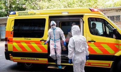 fertőzöttek, őszi, mentők