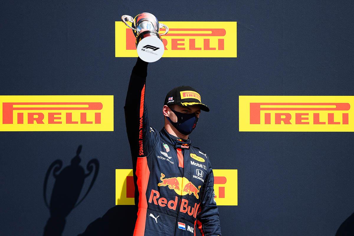 70. évforduló Nagydíja – Verstappen nyert Silverstone-ban