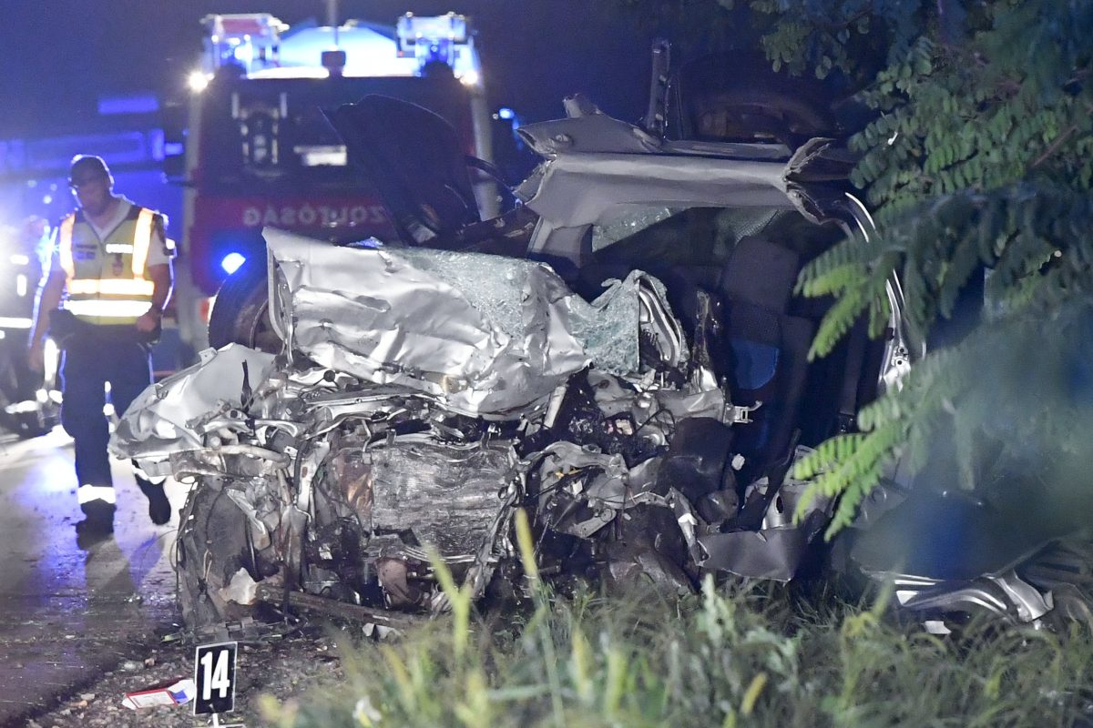 Halálos kimenetelű baleset történt Hajdúnánás és Hajdúdorog között