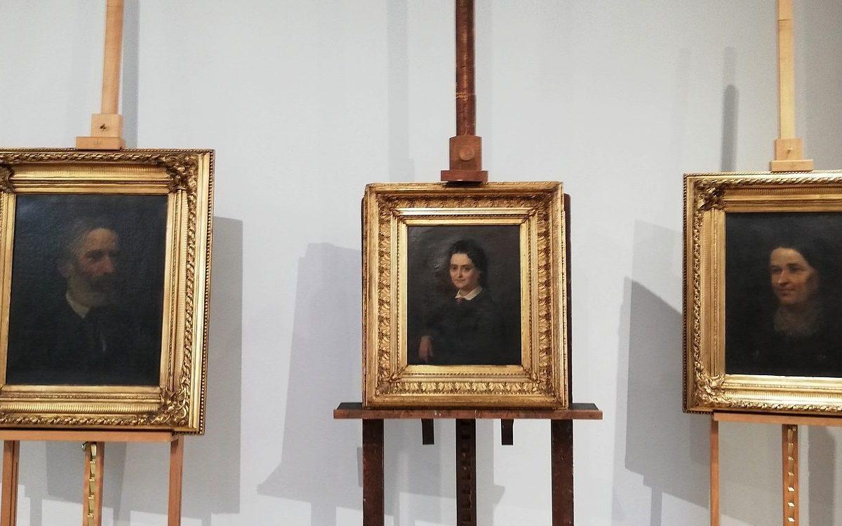 Három új Munkácsy-kép került a múzeumba