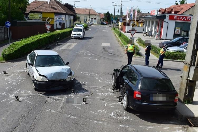 Három esetben intézkedtek a Békés megyei rendőrök