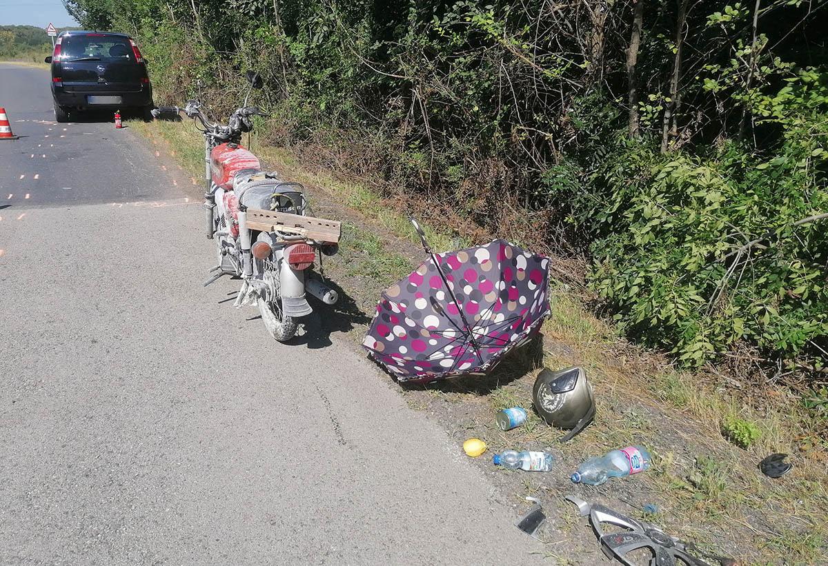 Közlekedési baleset történt Gyula és Szeghalom külterületén
