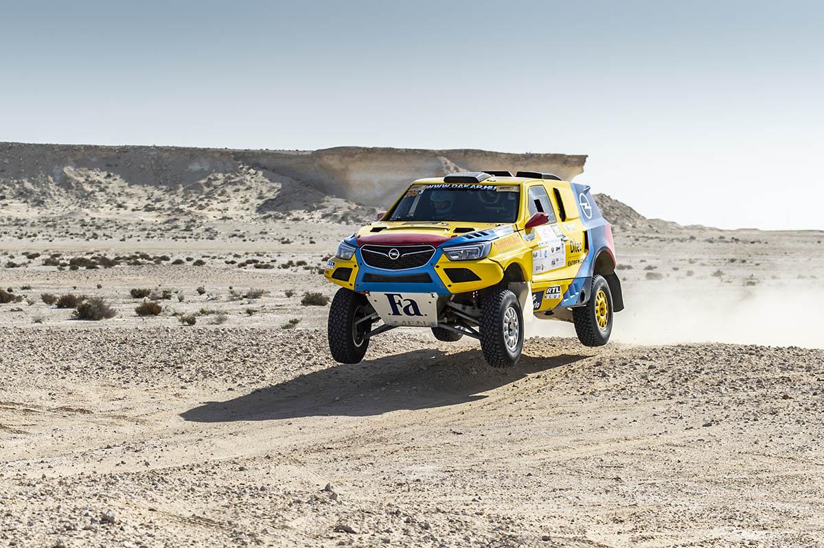 Új útvonal az Africa Race-en: Dakartól Dakarig