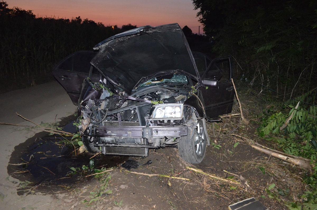 Súlyos sérüléssel járó közlekedési baleset történt Kevermesen