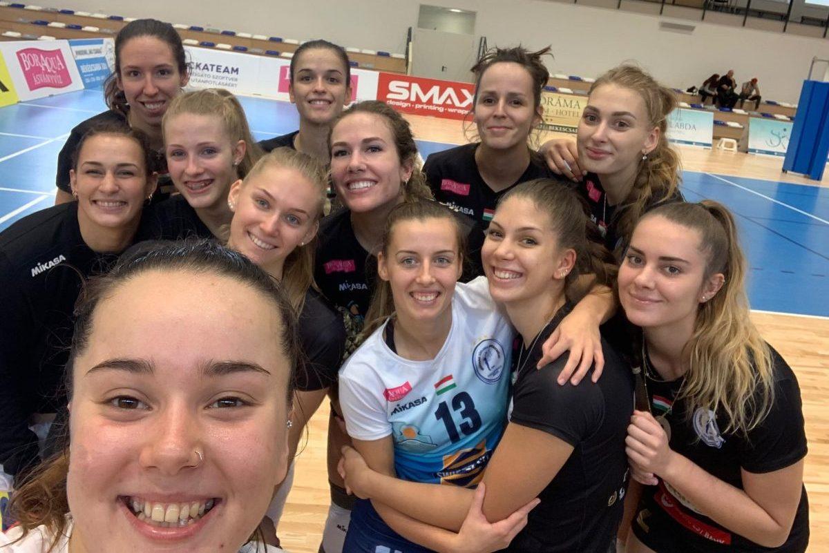 Kettős győzelemmel jutott a legjobb nyolc közé a BRSE a Magyar Kupában