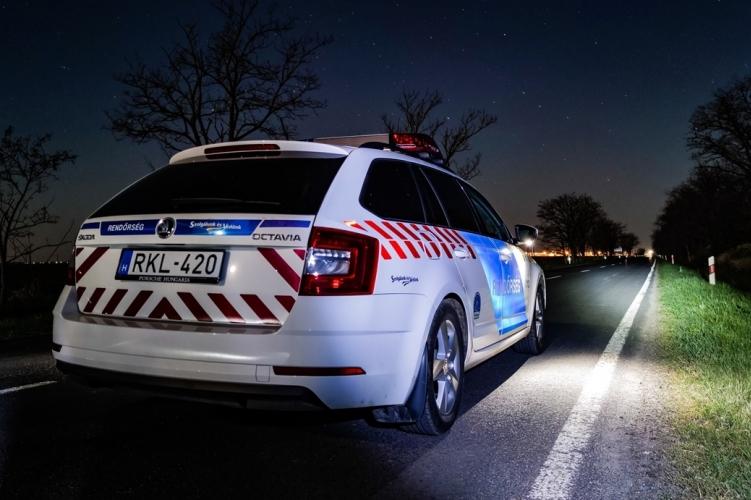 Nyolc határsértővel szemben intézkedtek a rendőrök Békésben