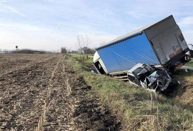 Halálos közúti közlekedési baleset vizsgálata fejeződött be