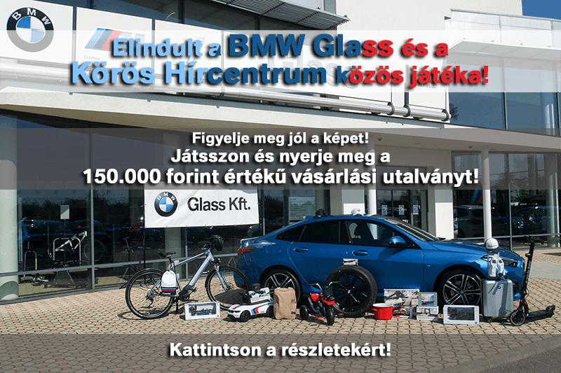 BMW játék mobil