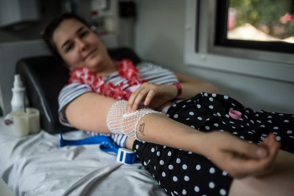 Átalakítja az irányított véradás rendszerét a vérellátó szolgálat