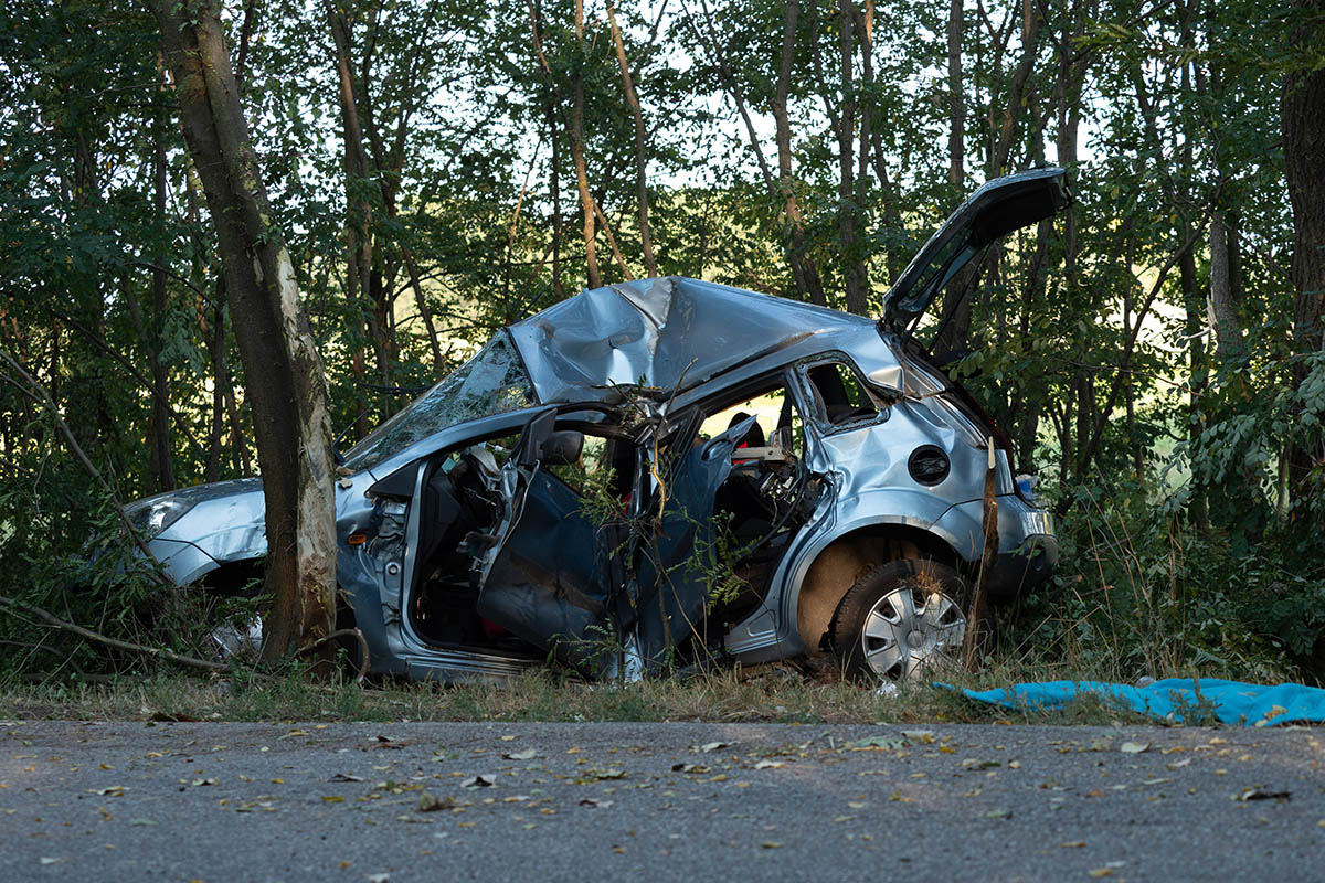 Halálos baleset történt Kiskunmajsa közelében