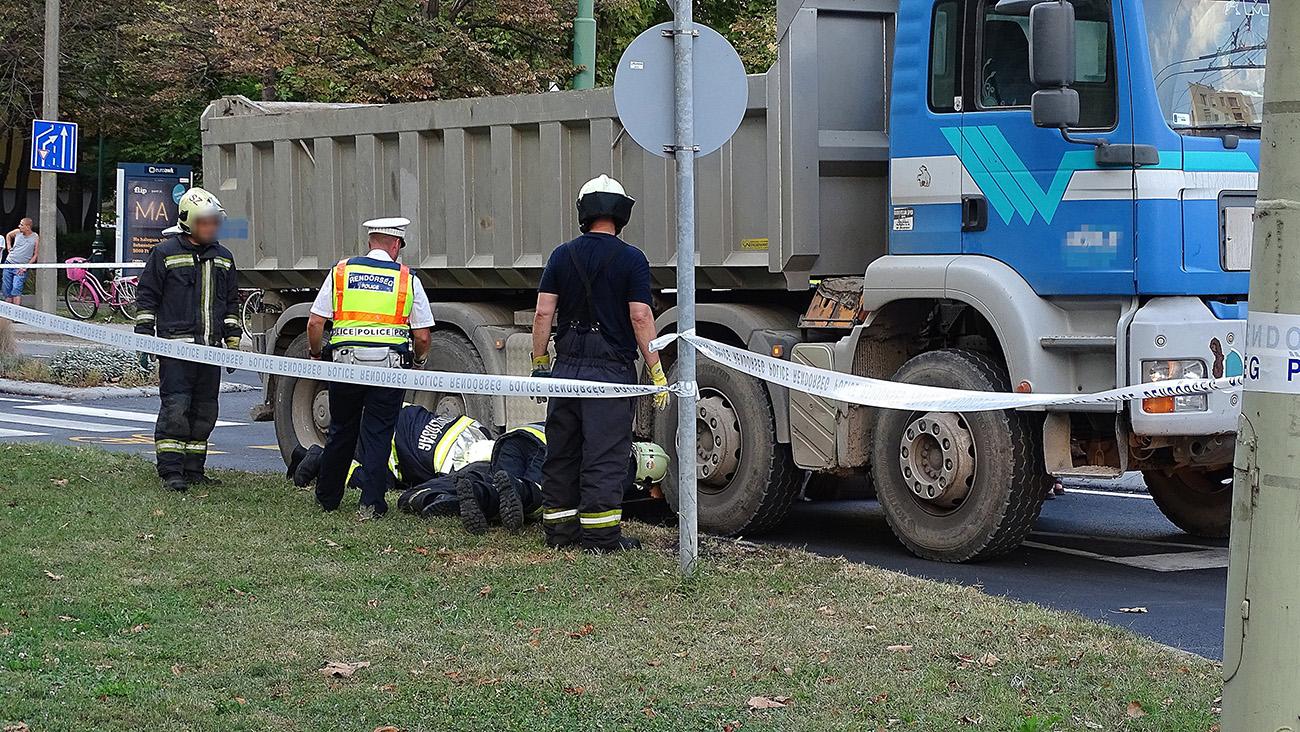Teherautó gázolt halálra egy gyereket Szegeden