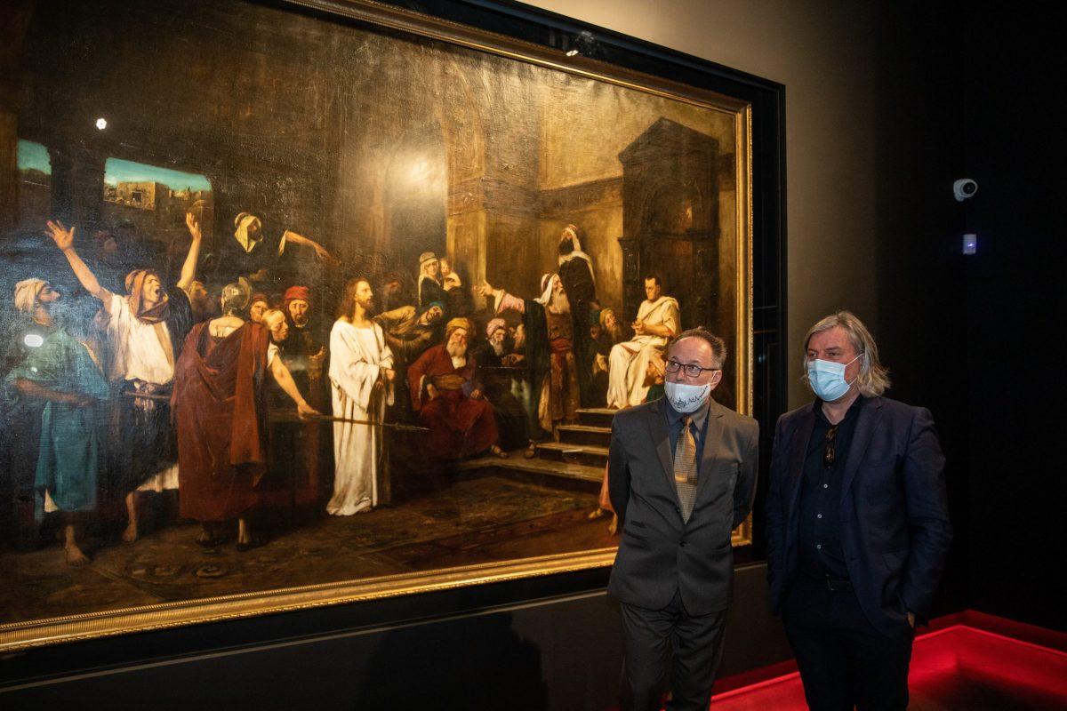 Megnyitották a békéscsabai Munkácsy Múzeum új állandó tárlatát