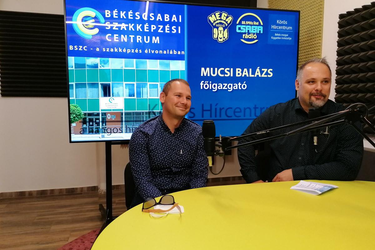Mucsi Balázs: A beiskolázás is új platformokon zajlik majd