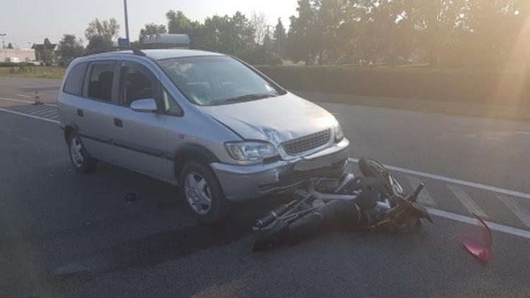 Három balesetnél helyszíneltek a megye rendőrei