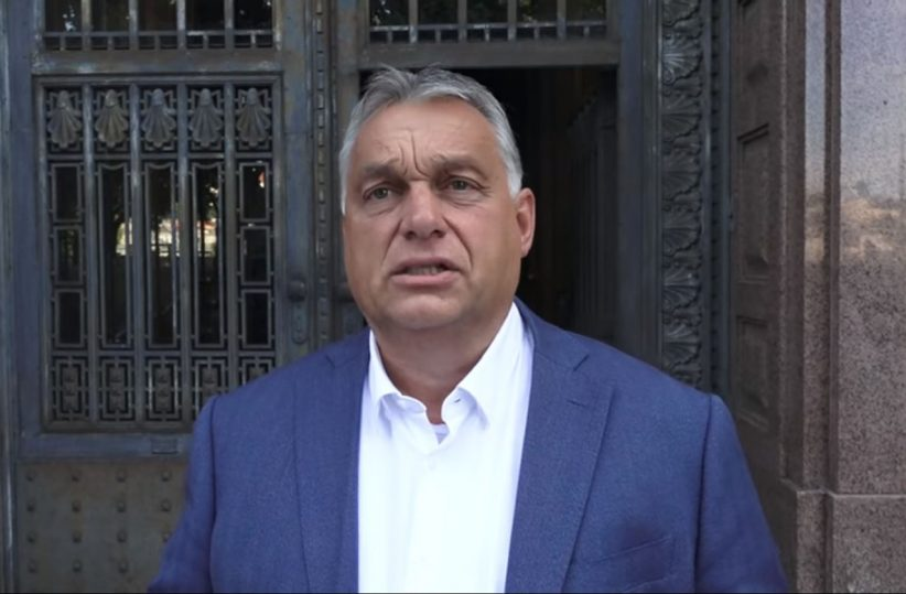 Orbán Viktor, katonákat