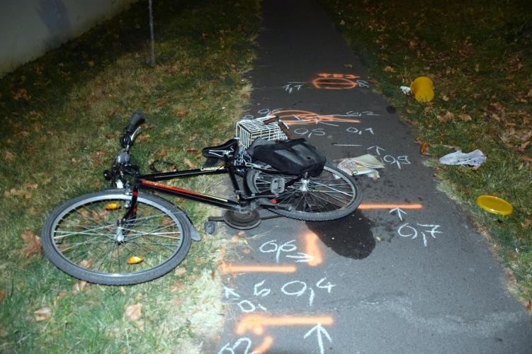 Több kerékpáros baleset is történt Békés megyében