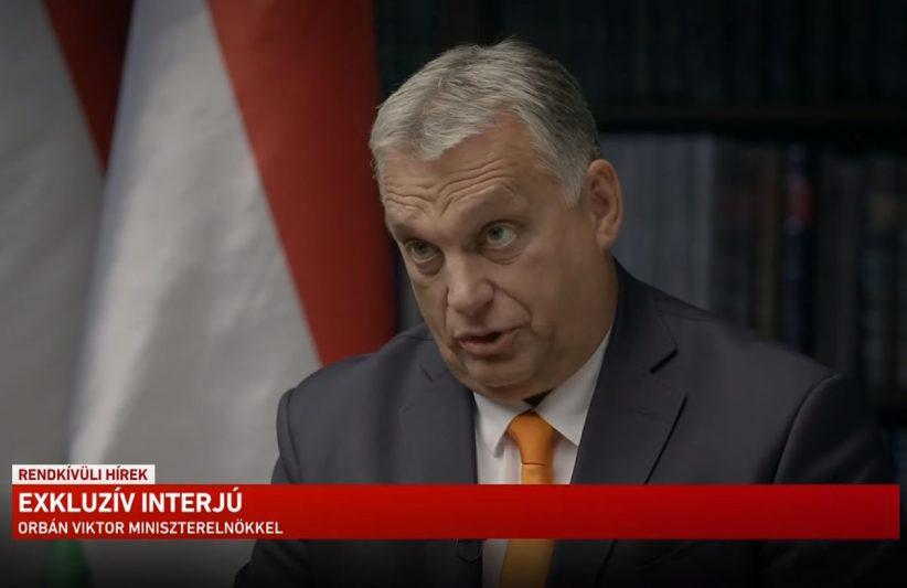orbán bejelentés