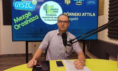 pörneki attila, GYSZC szakképzés, Orosháza