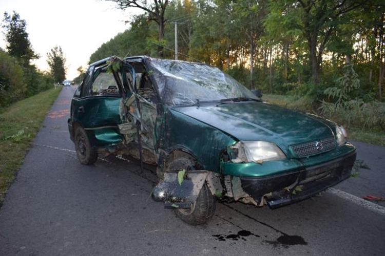 Halálos baleset történt Békés megyében