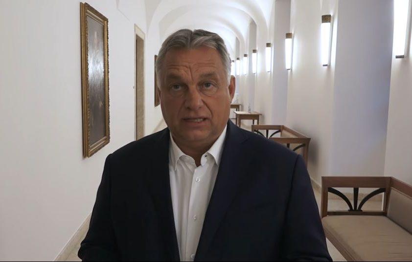 Orbán: a vakcina a megoldás