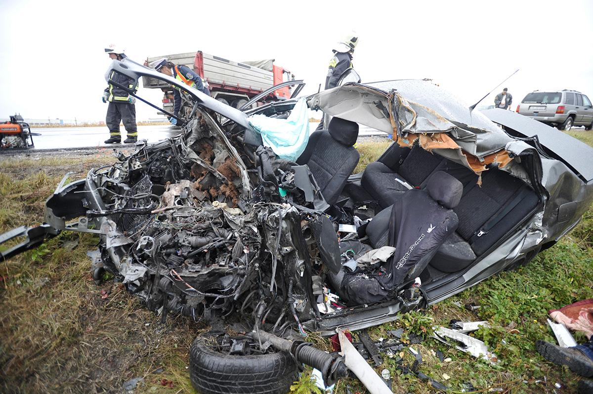 Halálos baleset történt Üllőnél