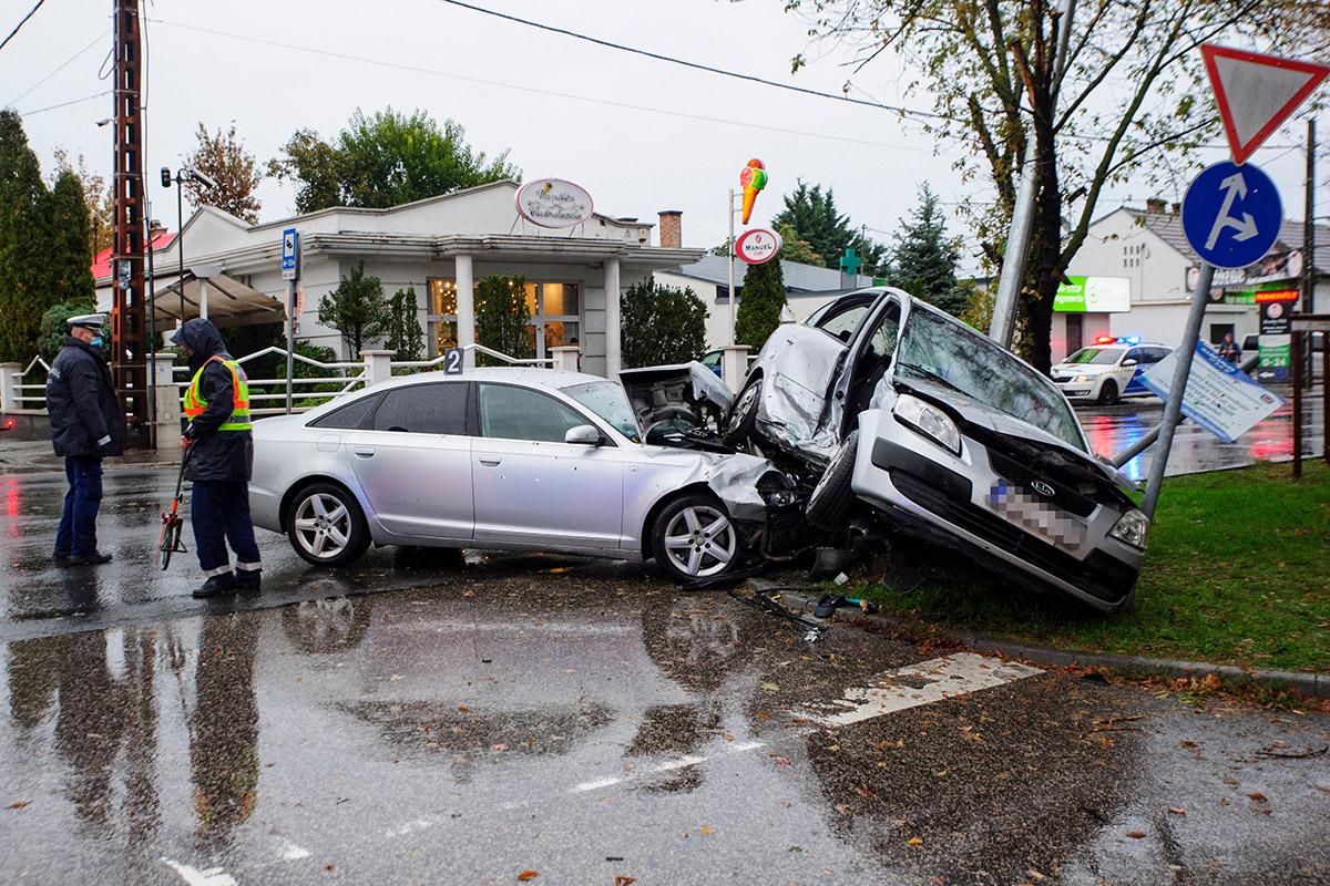 Halálos baleset történt Újpalotán