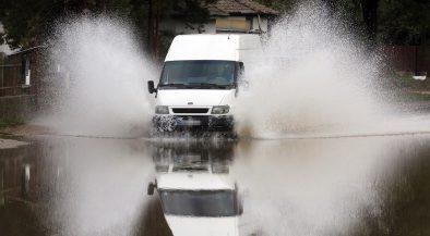 Gondot okoz a közlekedésben a Hernád áradása Bőcsön