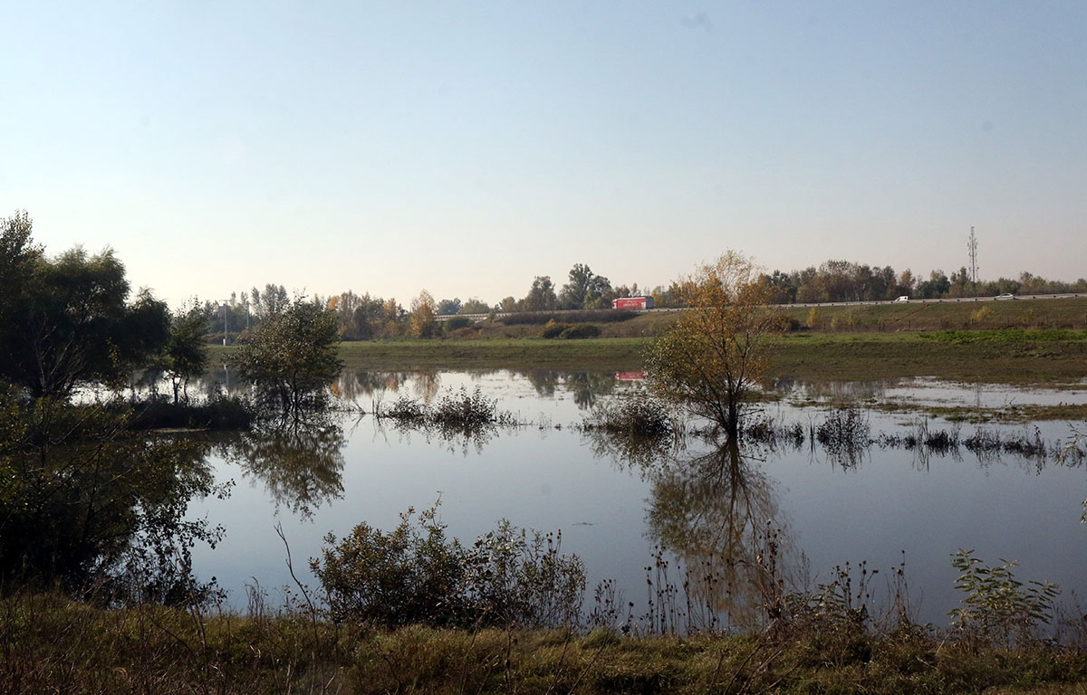 Eredményes volt az árvízi védekezés a borsodi folyók mentén