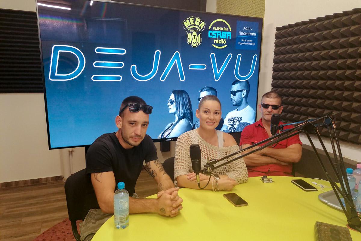 A zene szeretete és a közönség hajtja előre a Deja-vu tagjait