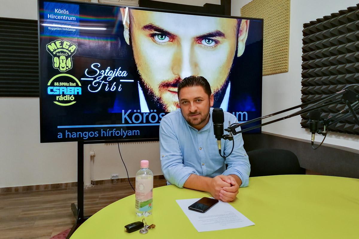 Sztojka Tibi: Nagyon jó dalok várhatóak az új lemezen