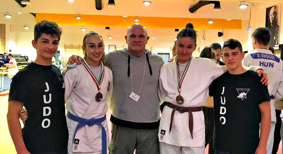 Ismét eredményesek voltak a BM Kano Judo SE sportolói