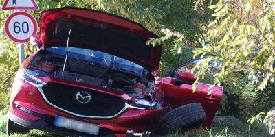 baleset Békés és Gerla között