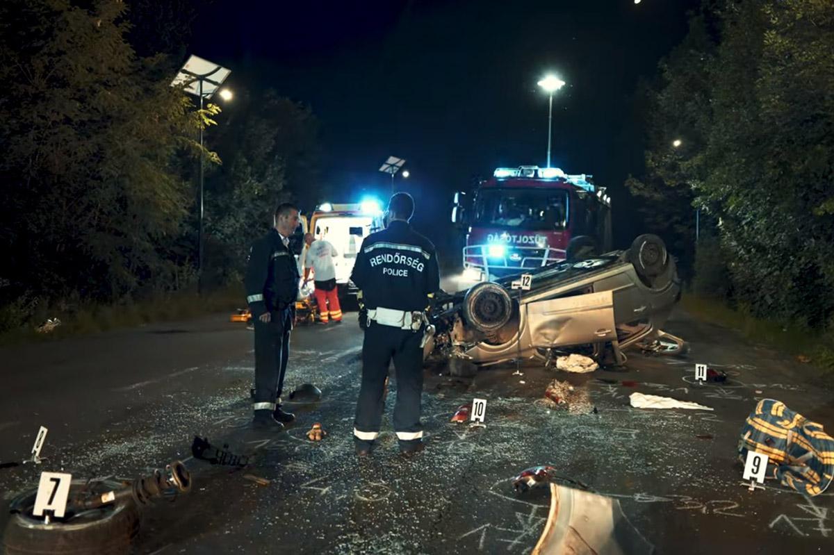 A közlekedési balesetek 99 százaléka elkerülhető lenne…
