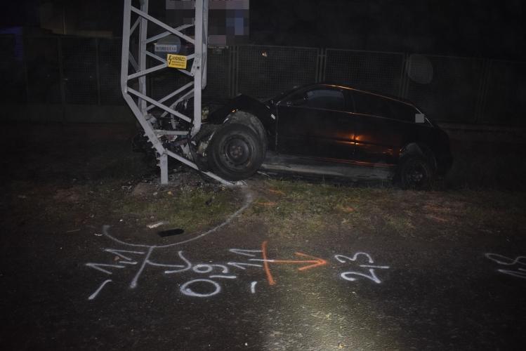 baleset Orosházán