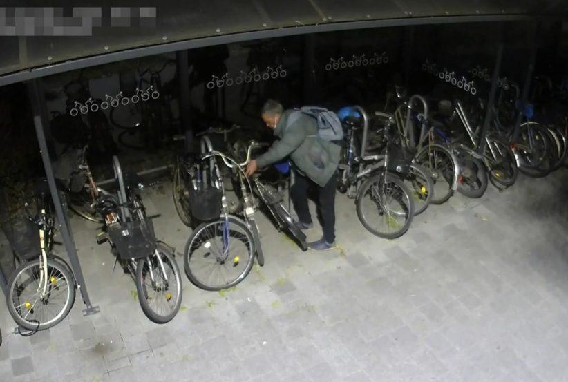biciklilopás Békéscsabán