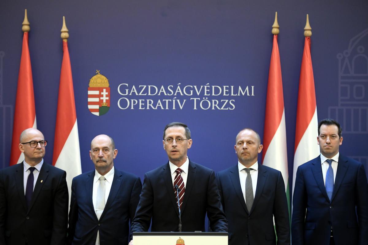 Izer Norbert: már októberben a parlament elé kerülhet a Gazdaságvédelmi Operatív Törzs adóügyi javaslata