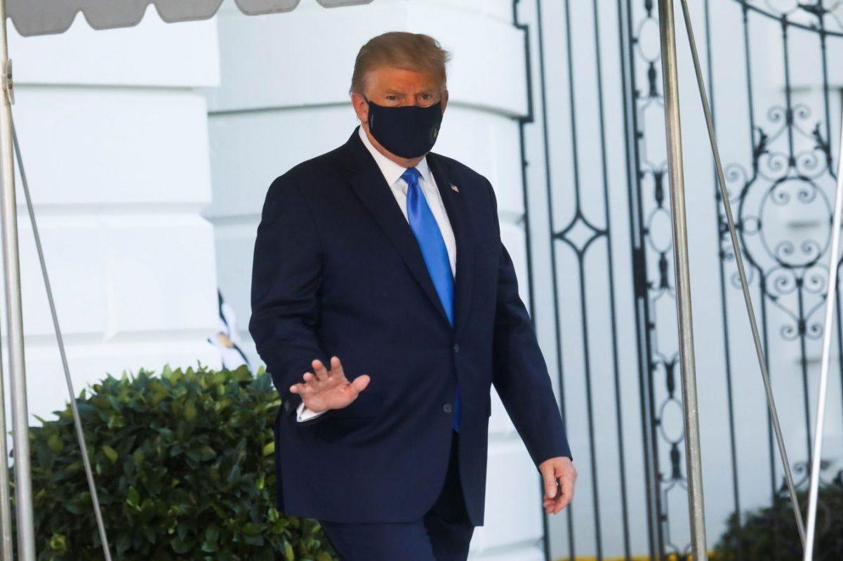 Donald Trump arra készül, hogy hamarosan folytatja a választási kampányát