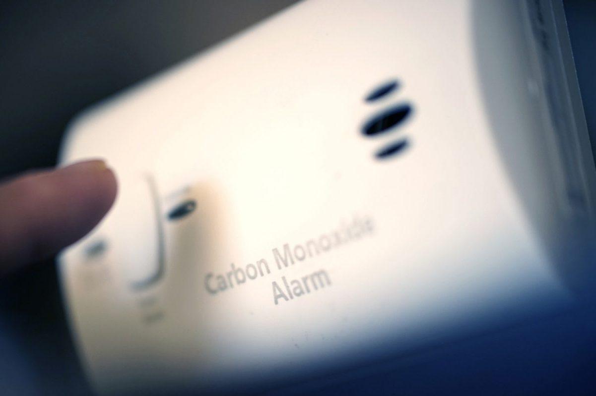 Helyesen jelzett a szén-monoxid-érzékelő Gyulán