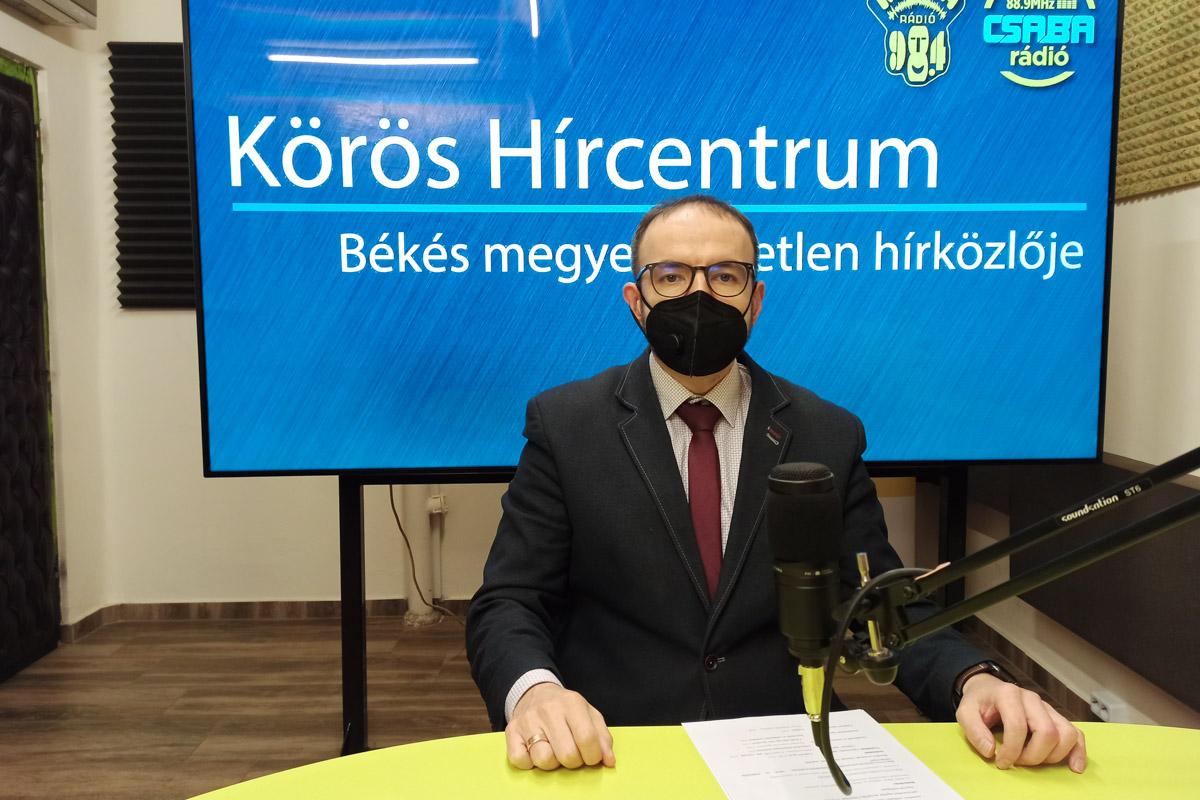 Pörneki Attila: Meg fog látszódni a befektetett munka az érettségi eredményeken!