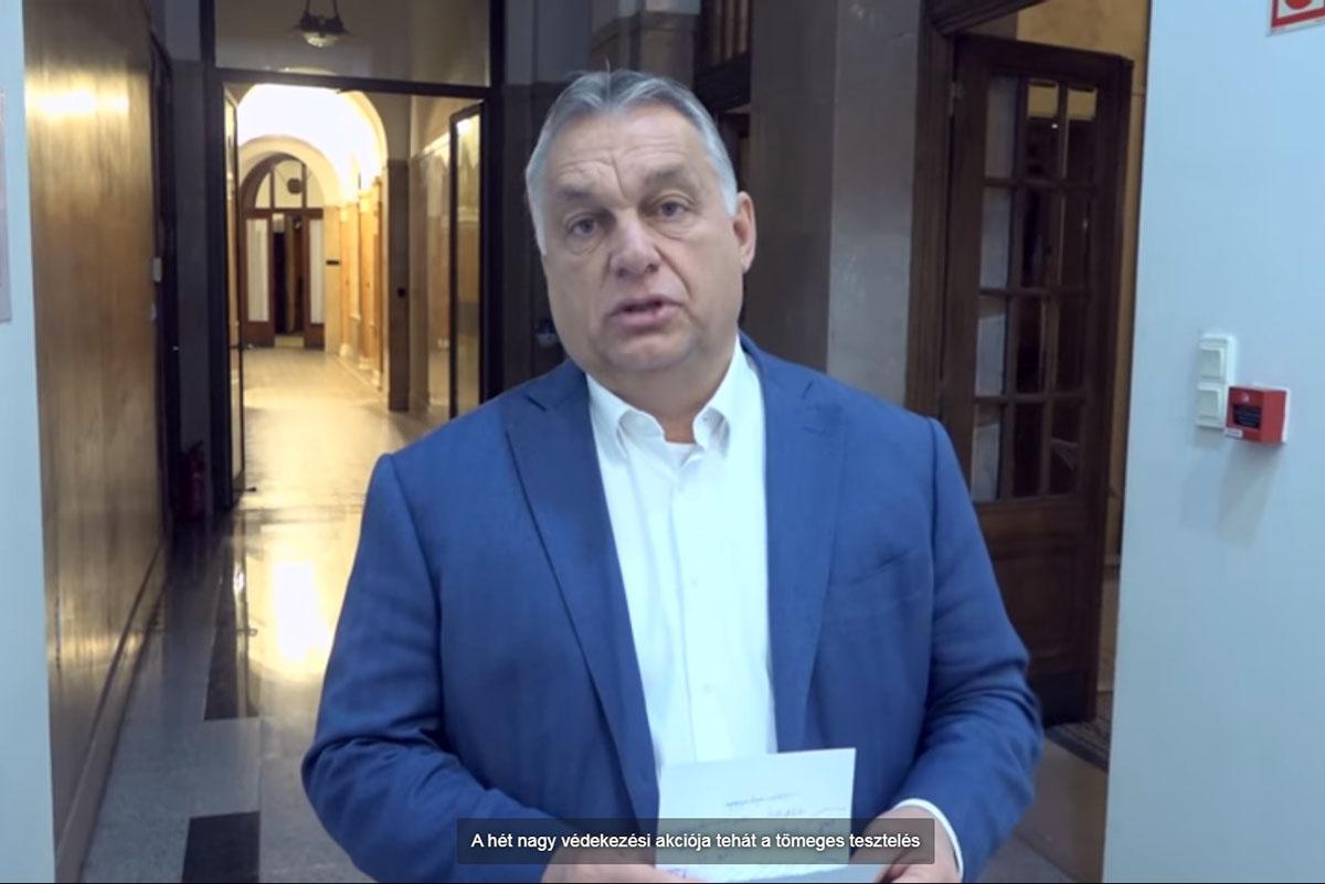 Orbán: küzdünk az iskolákban és az óvodákban, hogy ne kelljen őket bezárni
