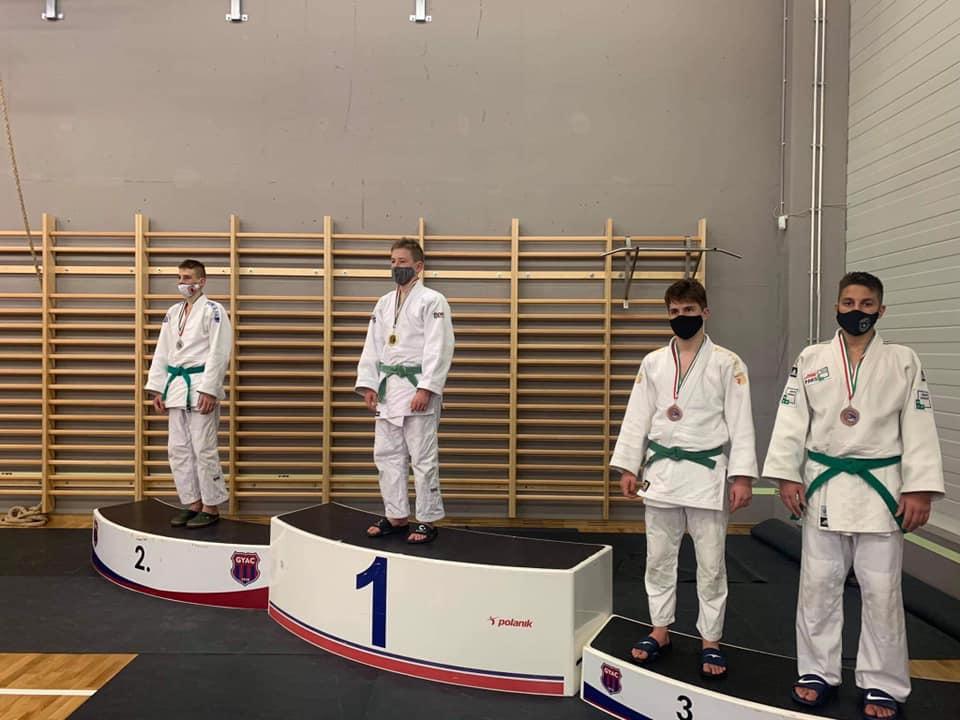 Perecz Márk kétszeres országos bajnok lett