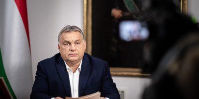Orbán Viktor, oltások
