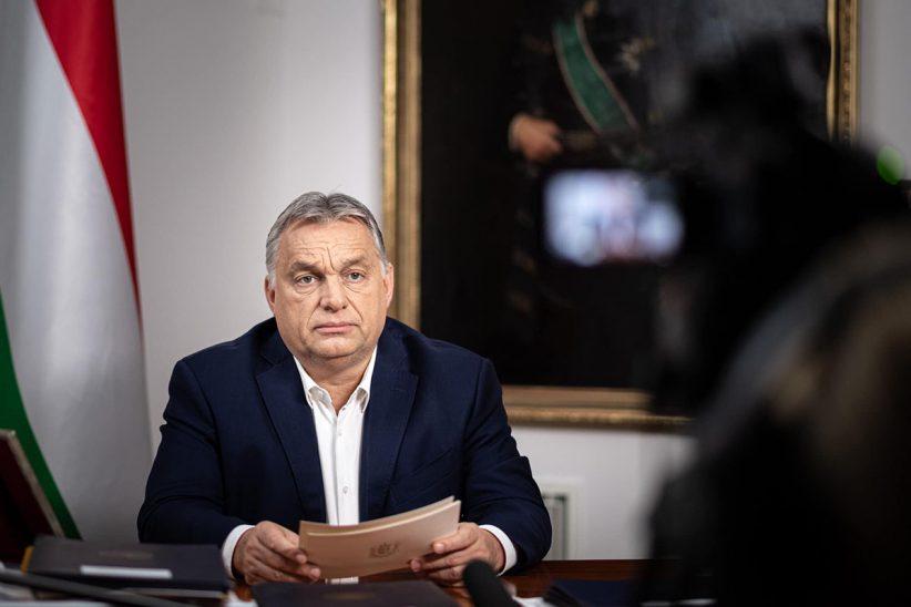 Orbán Viktor, oltások, könnyítésről