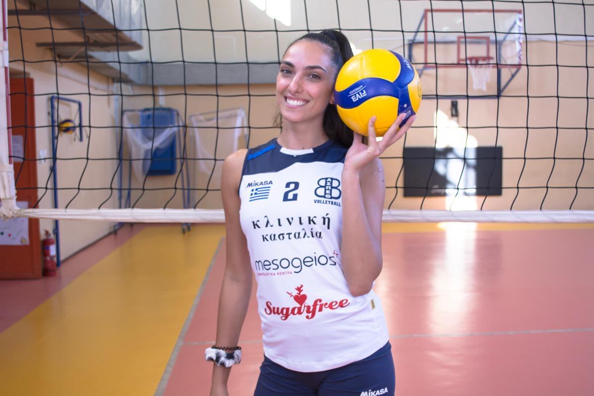 Manolina Konstantinou: Alig várom, hogy a csapat hasznára legyek a játékommal!