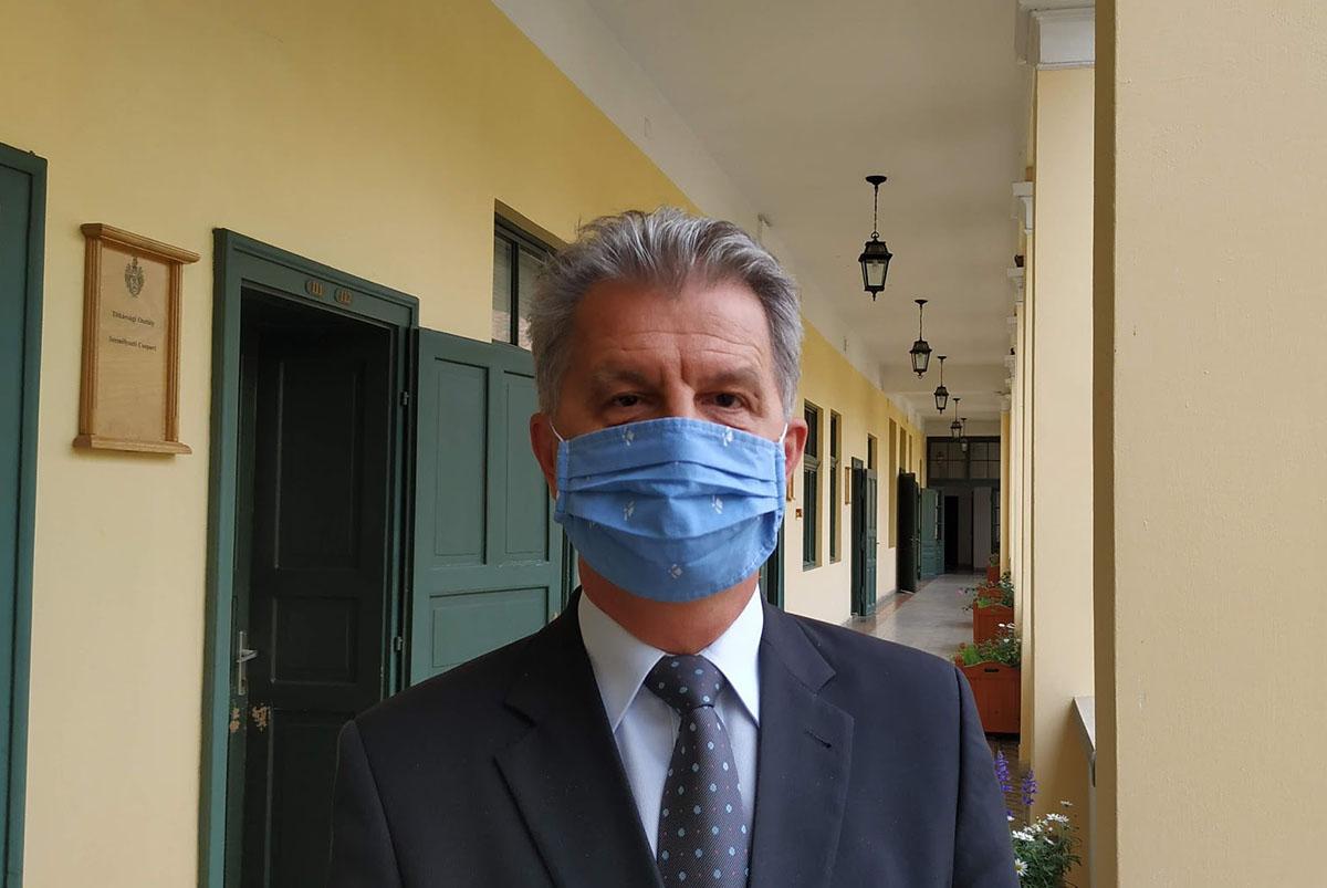 Koronavírusos Békéscsaba polgármestere