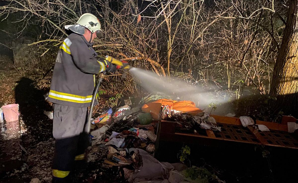 Tűz ütött ki egy mezőkovácsházi lakóház szobájában