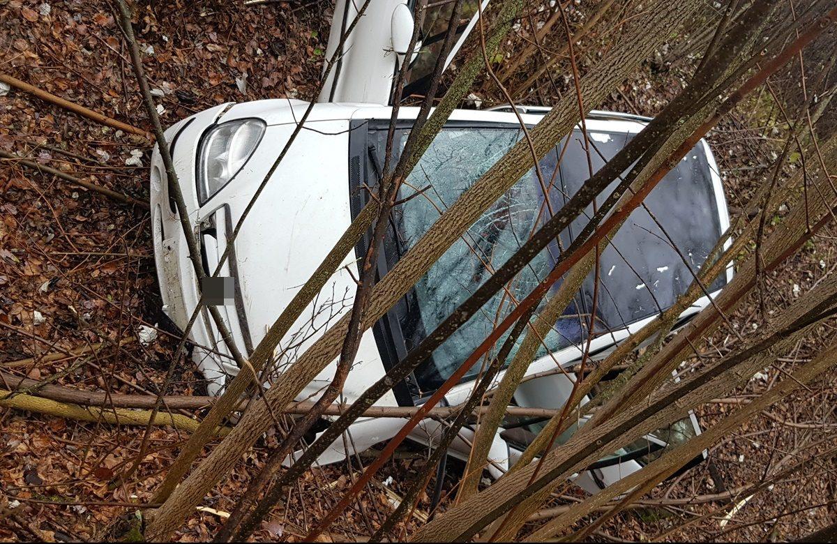 Három balesetben négyen sérültek meg a megyében