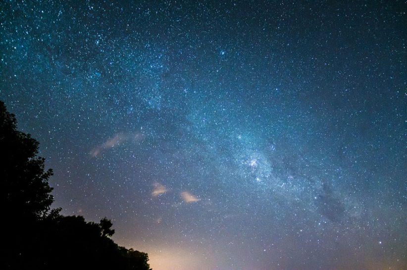 világűr, csillagok